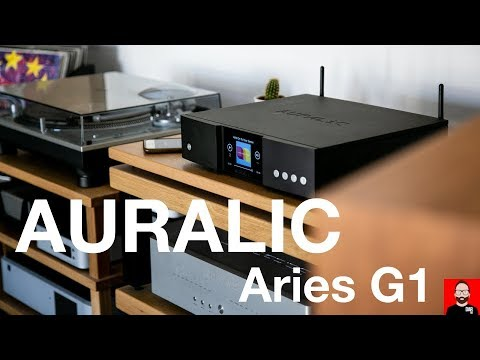 AURALiC Aries G1 network streamer review