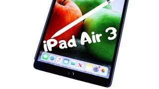 iPad Air 3 Full Review!
