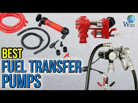 10 Best Fuel Transfer Pumps 2017