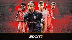 FC Bayern Gewinner der Corona-Pause: Sané als Krönung? | SPORT1 - TRANSFERMARKT-SHOW
