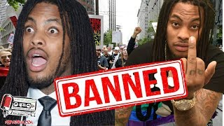 I Bet Waka Flocka WISHES He Never OPENED HIS MOUTH NOW!!