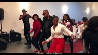 Olivier Kalabasi & El Bethel Répétition LELO EZA LELO (Live)