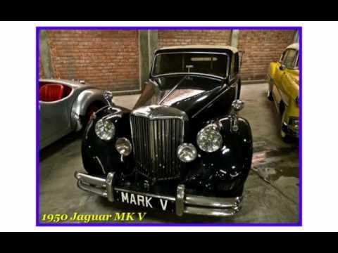 Nicolini Vintage Auto Museum - Lima, Peru - Don't miss this place!