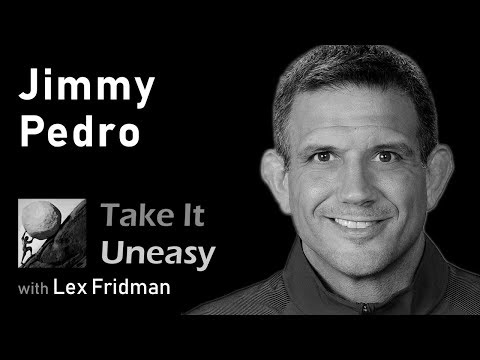Jimmy Pedro - Take It Uneasy Podcast