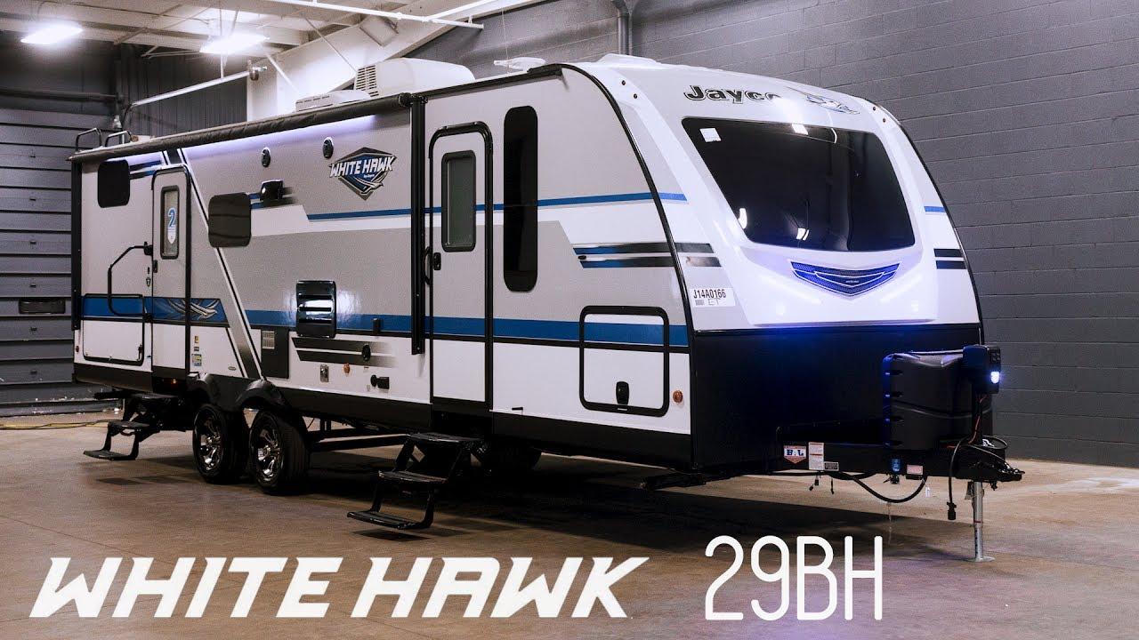 White Hawk Travel Trailer