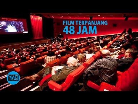 SANGGUP NONTON GAK ?? 5 FILM DENGAN DURASI TERPANJANG DI DUNIA !