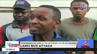 'Mombasa Raha' bus driver's quick thinking saved 47 passengers