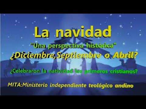LA NAVIDAD-Historia y