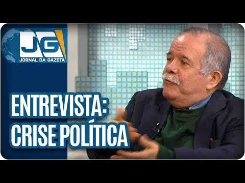 Maria Lydia entrevista Arnaldo Madeira, ex-deputado federal, sobre a crise política