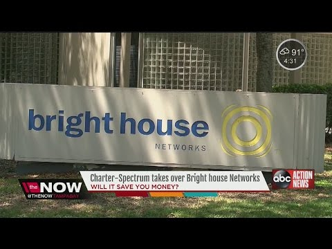 Charter-Spectrum takes over Bright House Networks