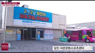 코로나 위기 속 취업 기회…당진 일자리박람회 개최_헬로…