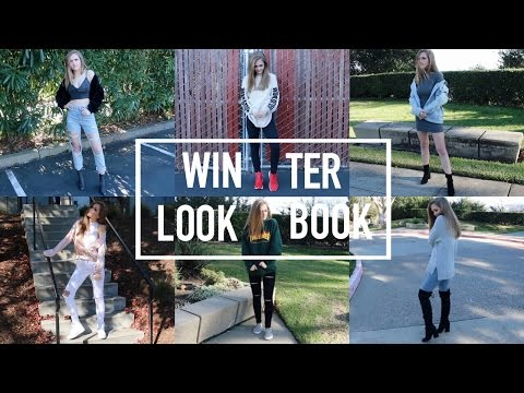WINTER/HOLIDAY OUTFIT IDEAS 2016!! | Mel Joy