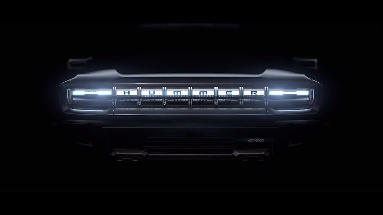 Hummer EV seemingly leaks online ahead of big debut this evening
