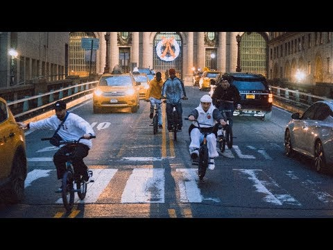 Follow The Leader BMX In NYC Holiday 2018