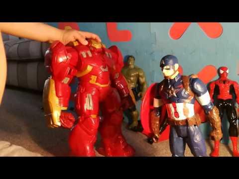 Power avengers assemble