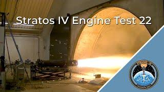 Stratos Iv Engine Test 22