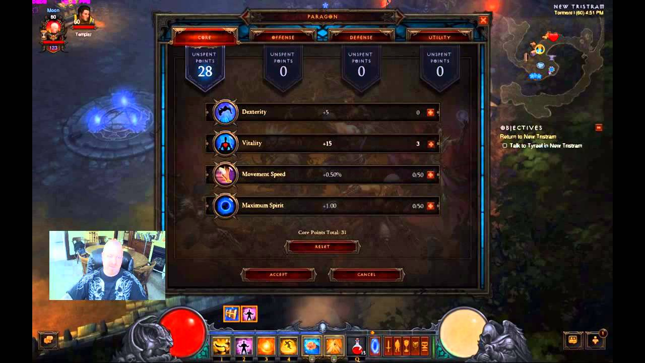 """Download Diablo 3 Patch 2.03 Monk """"Tempest Rush"""" Build Guide Easy Torment 1 gameplay RoS compliant."""