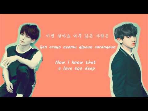 Chen, Chanyeol (EXO) - If We Love Again [ENG/HAN/ROM]