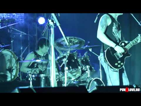 Четыре Апреля - Live In Moscow Hall (Zebrahead Support, Moscow, 30.05.14)