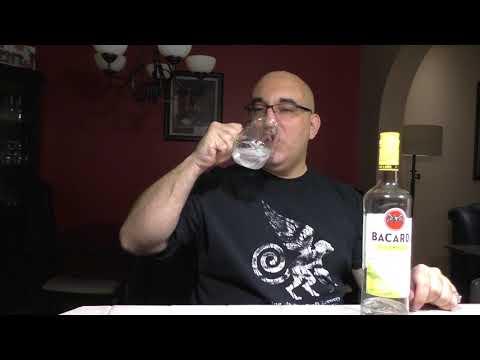 Bacardi Lemon Liquor Review - Drinking In Canada