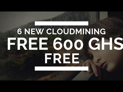 600 GHS FREE | New Cloudmining Sites | Free Bitcoin Mining | Without Investment | Bitcoin