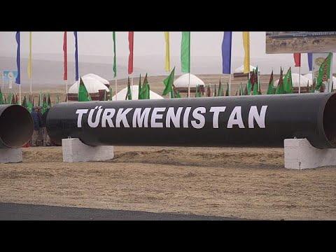 Chi brinda per il gasdotto Tapi in Turkmenistan? - target