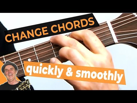 How To Change Chords Smoothly - Step By Step Approach