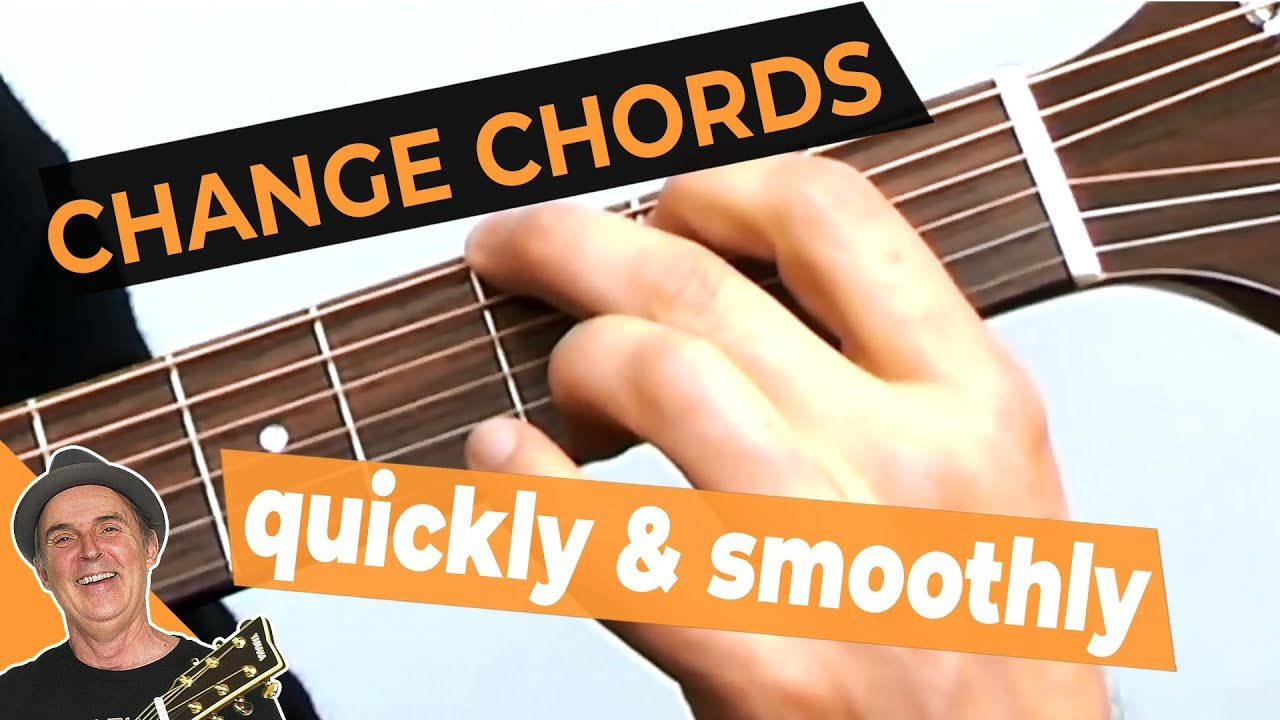 How To Change Chords Smoothly Step By Step Approach Youtube