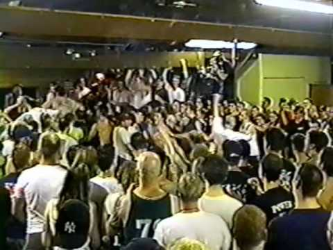 Youth Of Today, Greek American, Wallingford, CT, 07.03.99