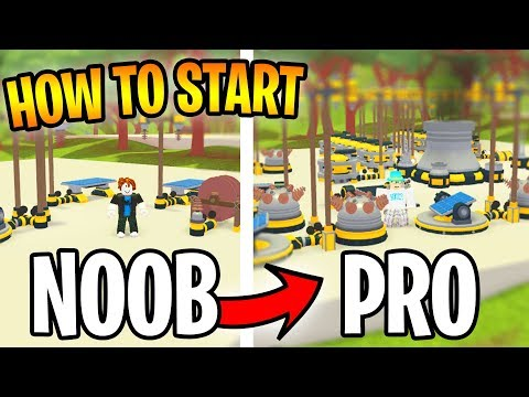HOW TO START IN ENERGY INDUSTRY | Roblox