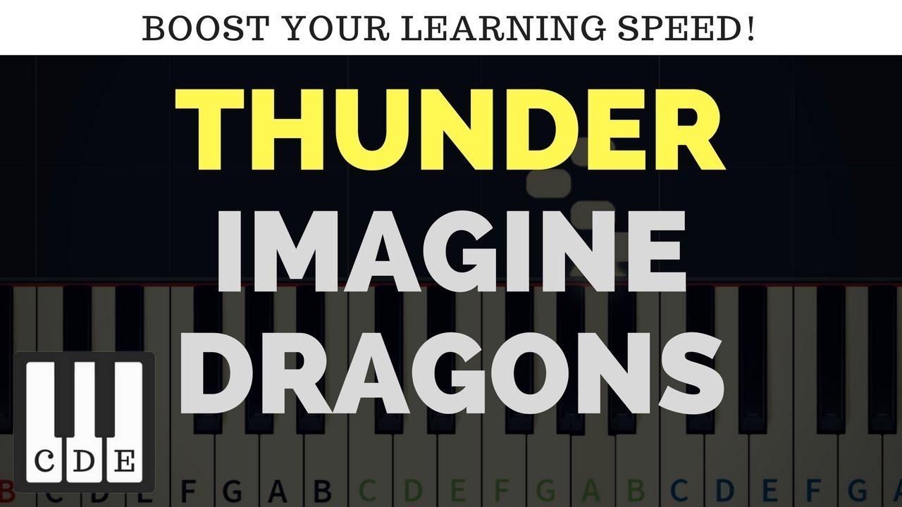 Thunder – music letters
