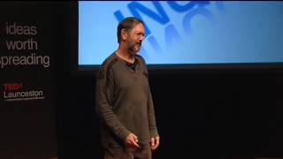 The earth, overconsumption and you: Fred Gale at TEDxLaunceston