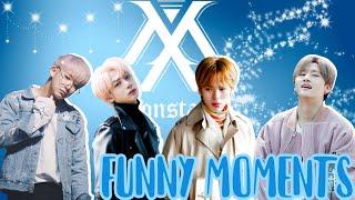 Monsta X Funny Moments