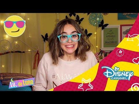 Vlog Lu de Luna - ¡Prepárate para la 2ª temporada de Soy Luna!   Disney Channel Oficial