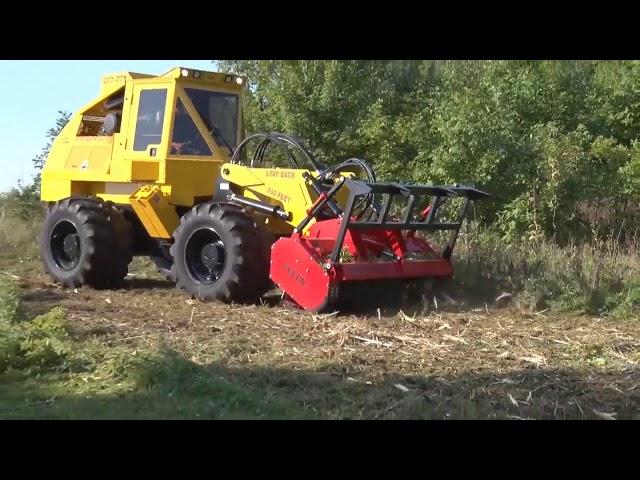 Land Clearing - Mulching | Geo-Boy