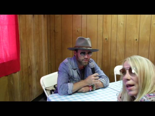 Drake White Interview at Stagecoach 2016