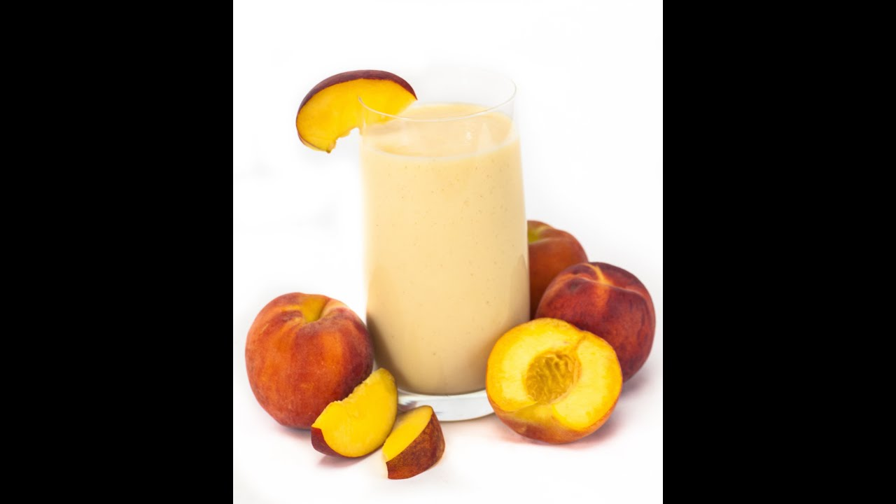 how to make a peach smoothie without orange juice
