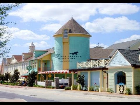Disney's Saratoga Springs Resort and Spa 2013 Tour and Overview Walt Disney World HD