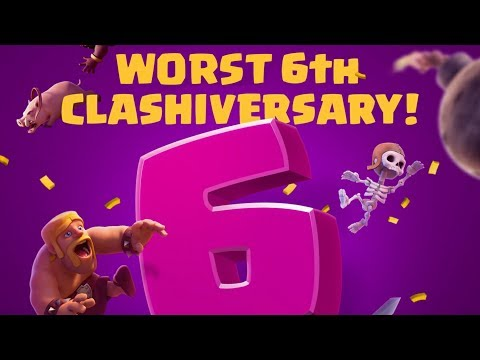 Clash Of Clans Worst anniversary Ever | Is It True Or Not | No New Troop & Spell!