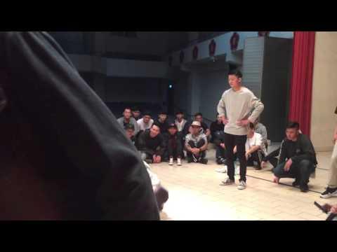 2016/3/31麥香盃Vol.8 Freestyle Battle | Best4 小雞 VS Devil