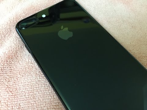 iPhone 7 Jet Black Durability After 1 Week