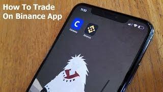 How To Trade On Binance App - Fliptroniks.com