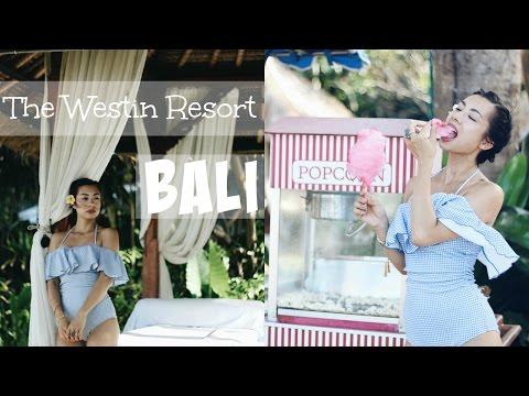 BALI - THE WESTIN RESORT NUSA DUA | TRAVEL DIARY