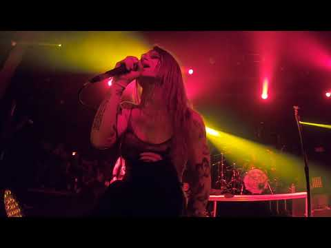 LIFE OF AGONY - Empty Hole (Livestreamed From NYC) | Napalm Records