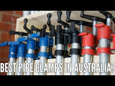 Are these the best pipe clamps in Australia?