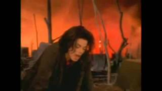 Michael Jackson - Earth Song Arabic Subtitle