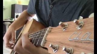 Adrift - Jack Johnson - By Zac Warren - Studio Session Version