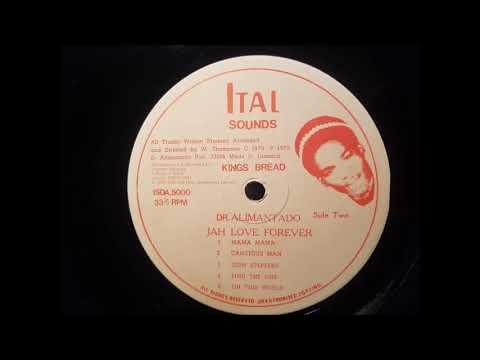 Dr. Alimantado - Conscious Man - Ital Sounds LP - 1979