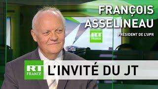 François Asselineau : «On n'a pas intérêt à sanctionner le Royaume-Uni à cause du Brexit»