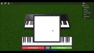 How to play Screen by TOP on the Roblox Piano (notes in desc.)